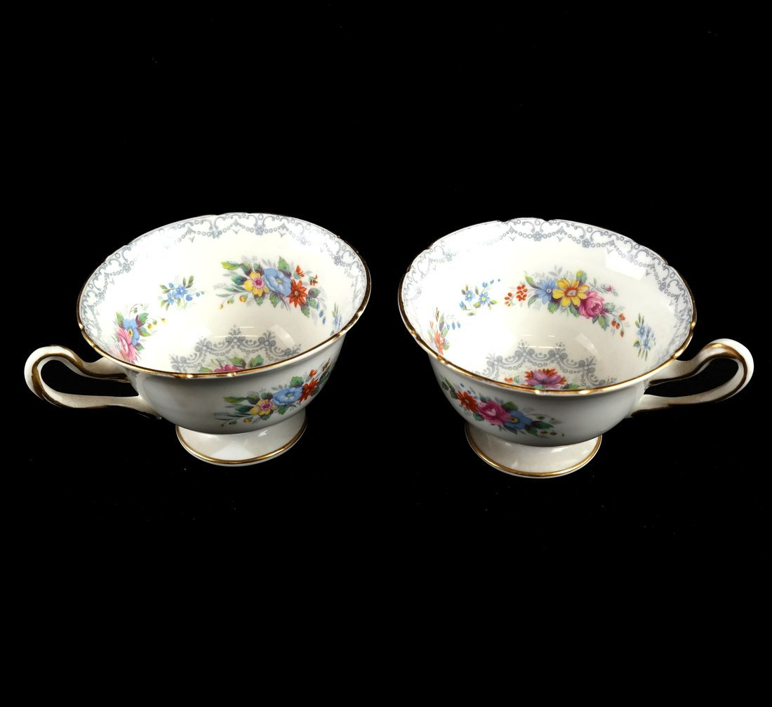 31 Pieces Shelley Porcelain - 6