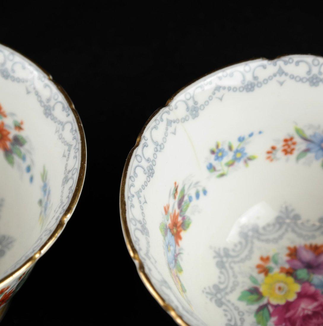 31 Pieces Shelley Porcelain - 7