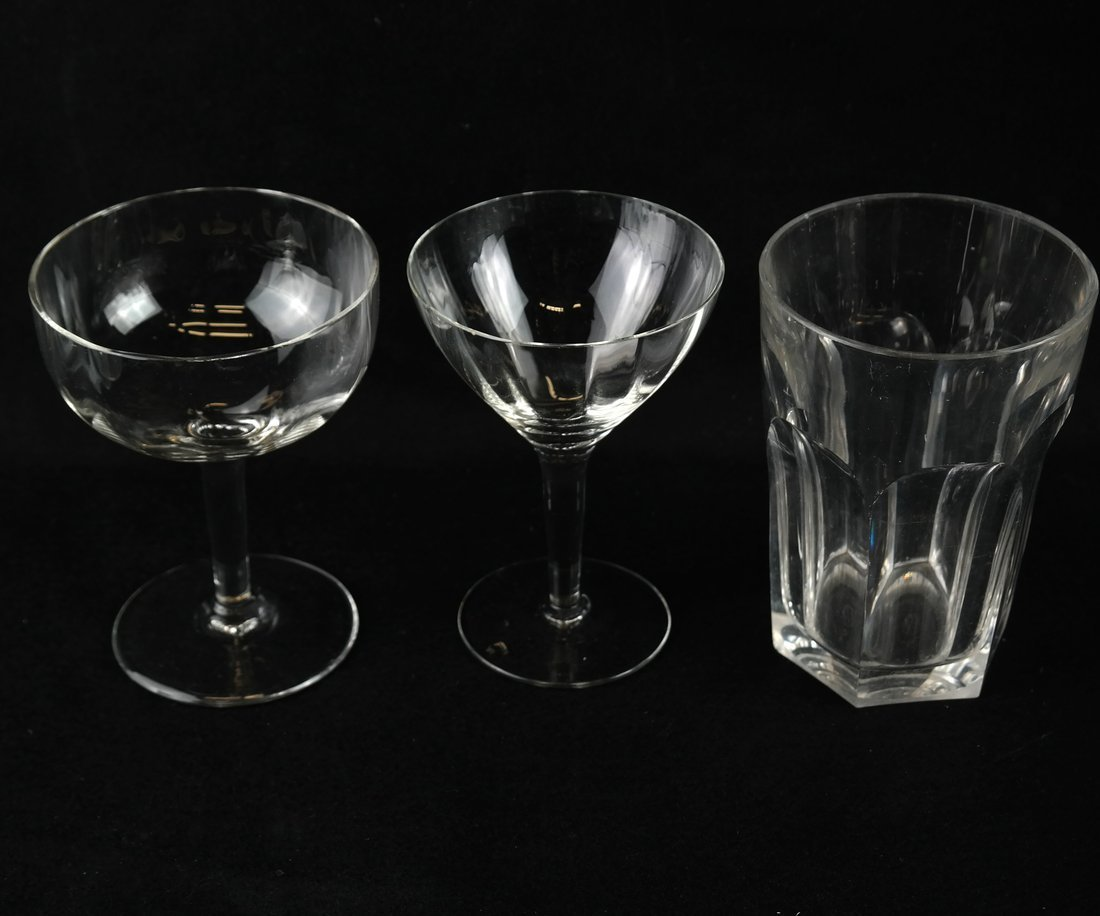 25 Various Glass Stemware - 5