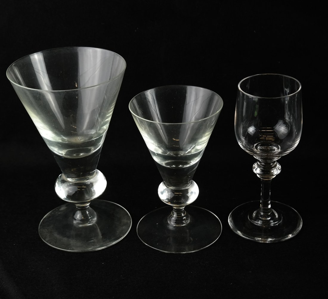25 Various Glass Stemware - 6