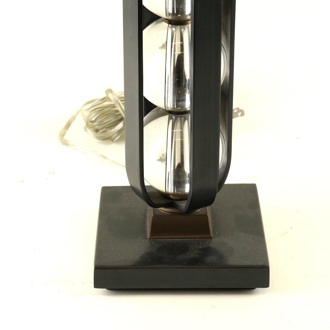 Modern Glass Ball Lamp - 2