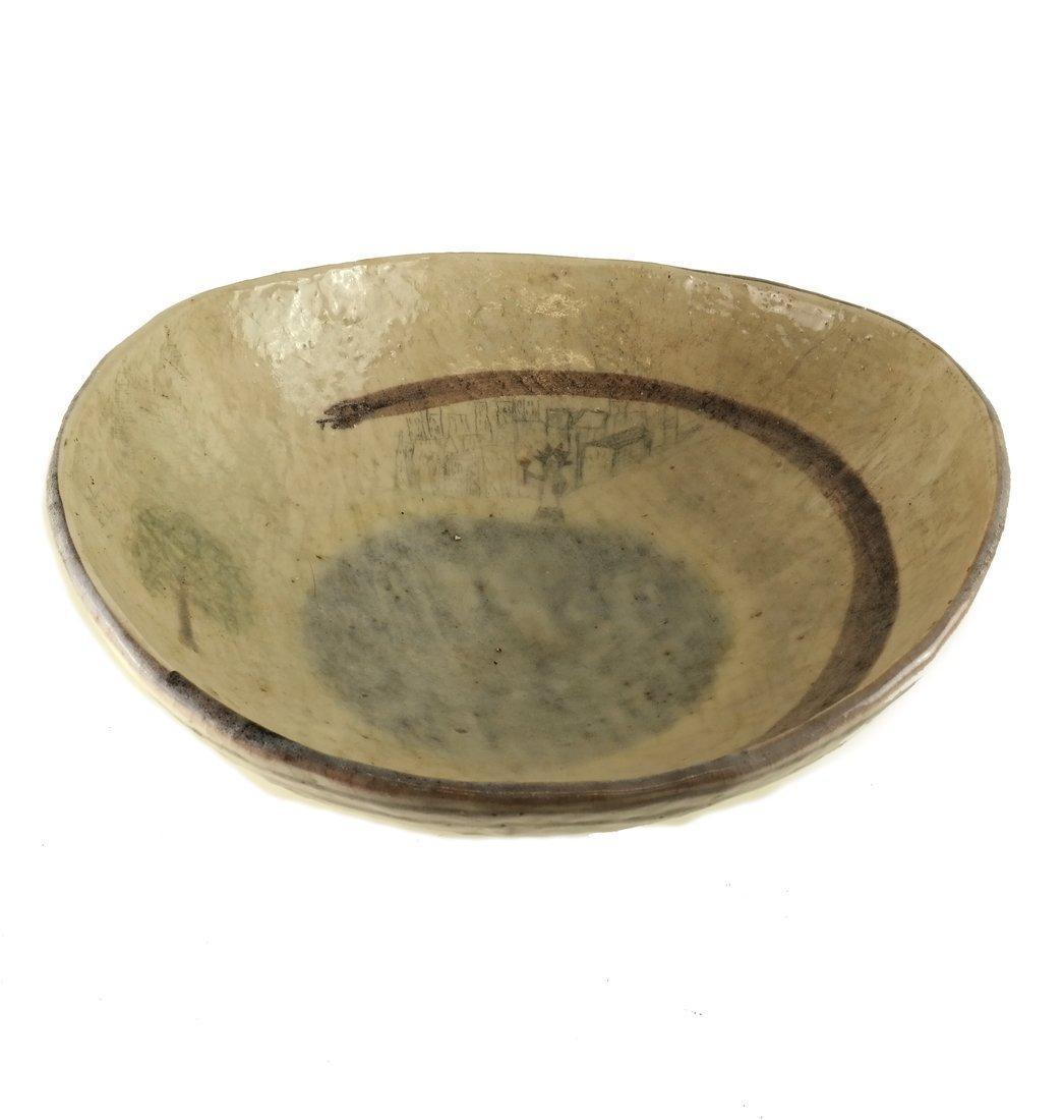 Ceramic Decorated Bowl - 3