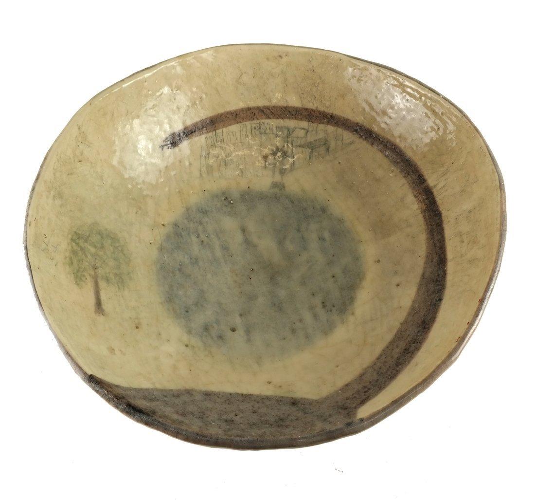 Ceramic Decorated Bowl - 4