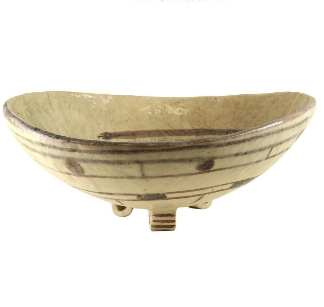 Ceramic Decorated Bowl - 7
