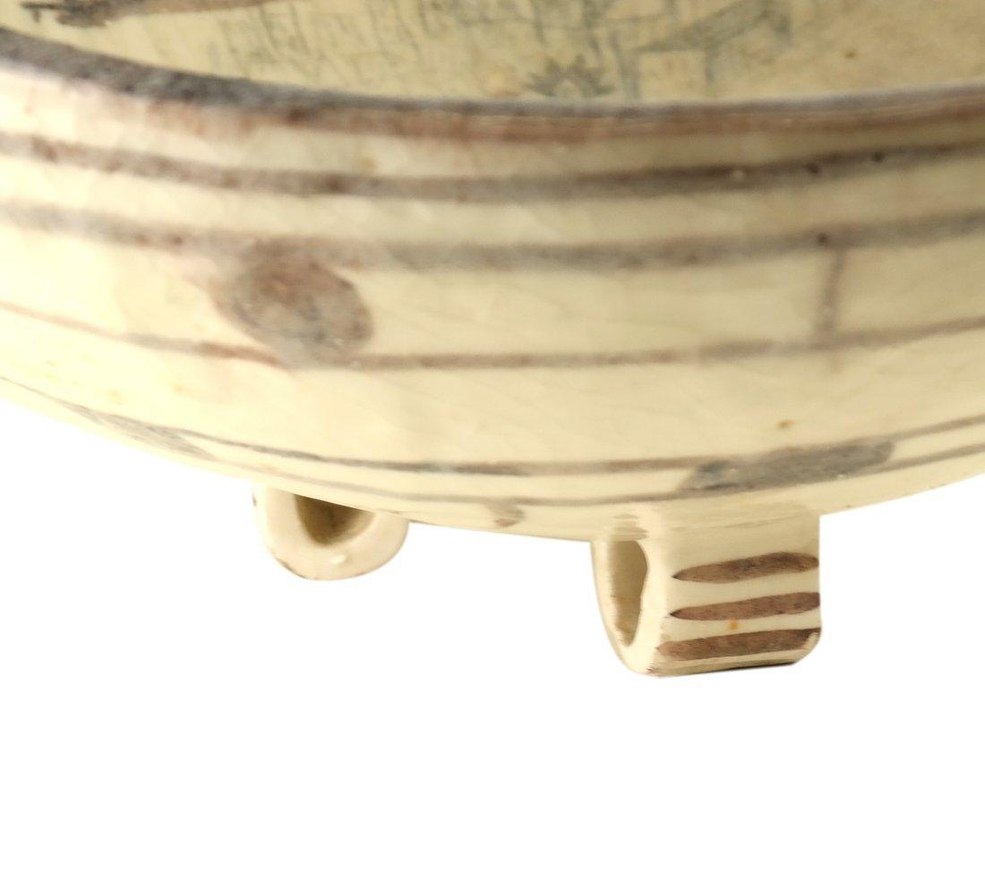 Ceramic Decorated Bowl - 8