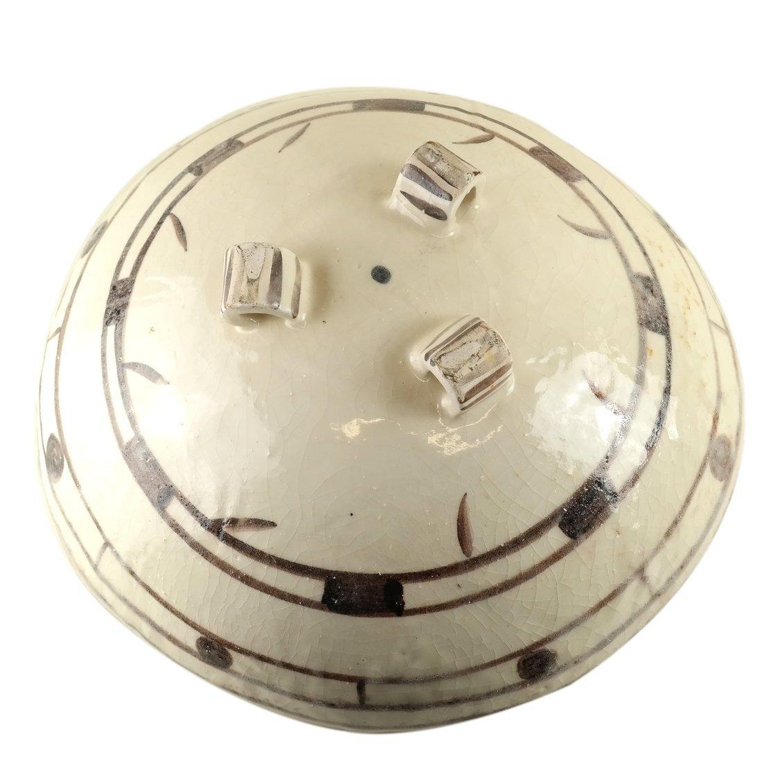 Ceramic Decorated Bowl - 9
