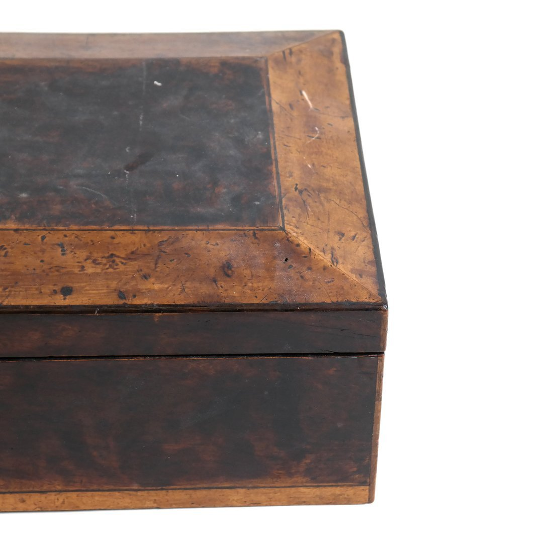 Antique Writing Box - 4