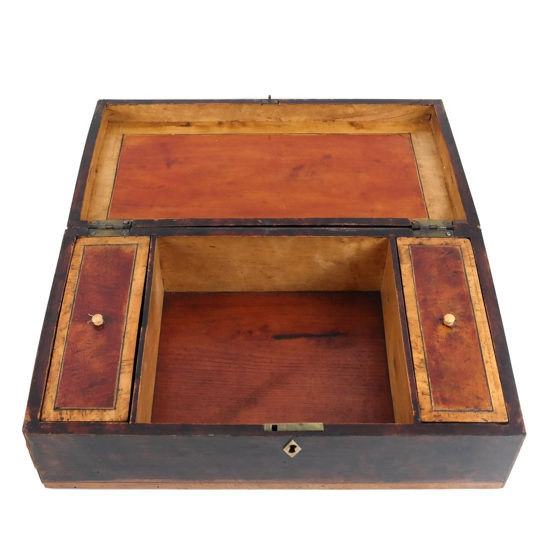Antique Writing Box - 5
