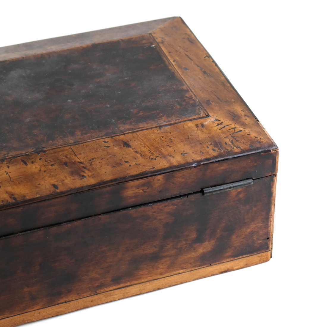 Antique Writing Box - 8