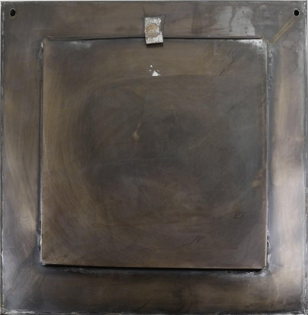 Pair of Metal Framed Mirrors - 6