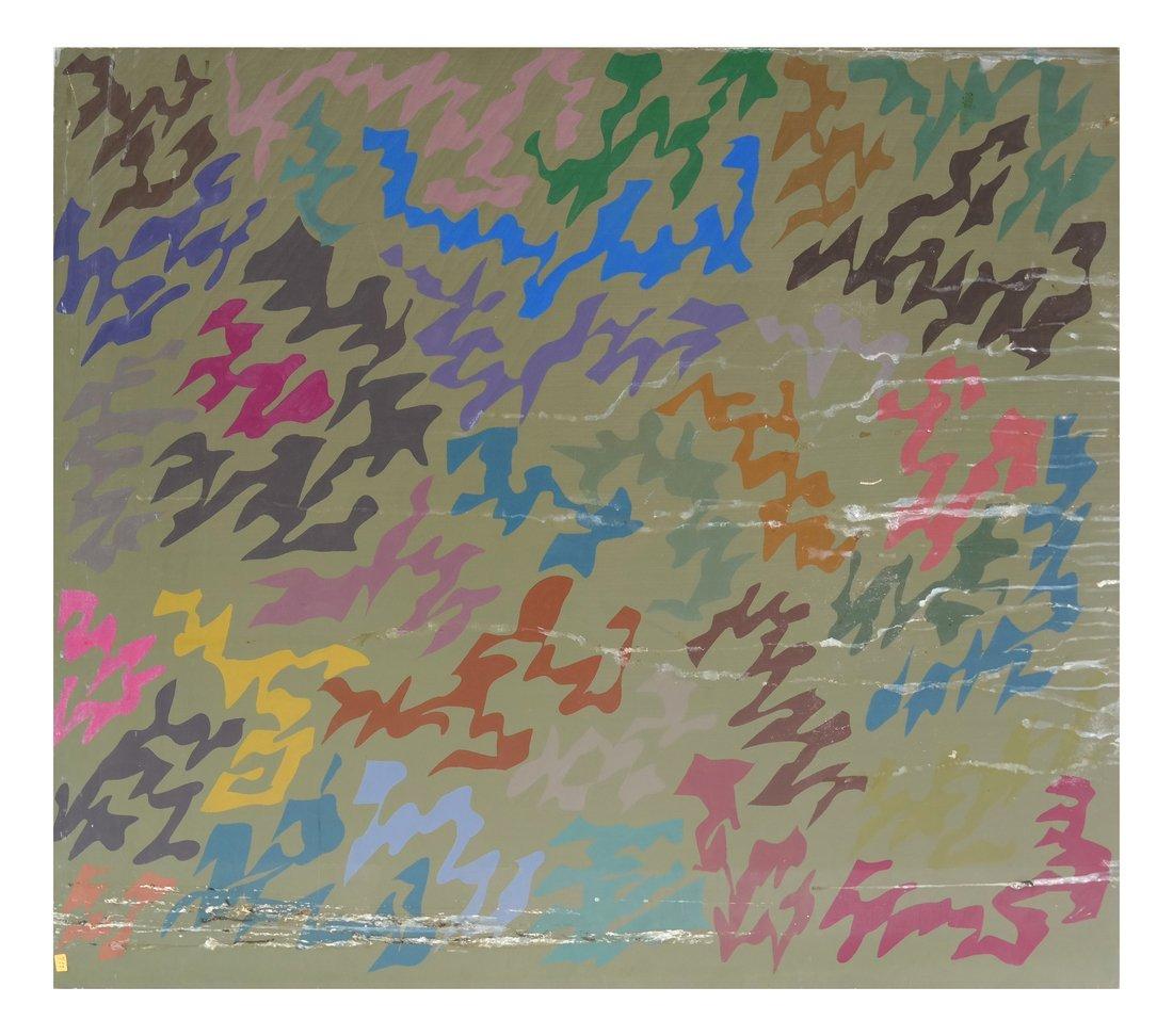 Charles Fuhrman, Abstract, O/C