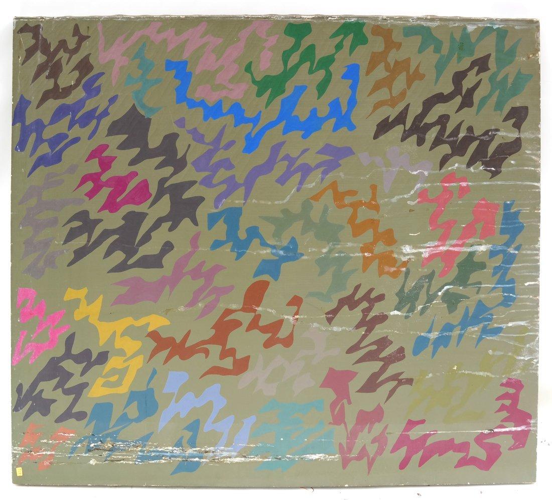 Charles Fuhrman, Abstract, O/C - 2