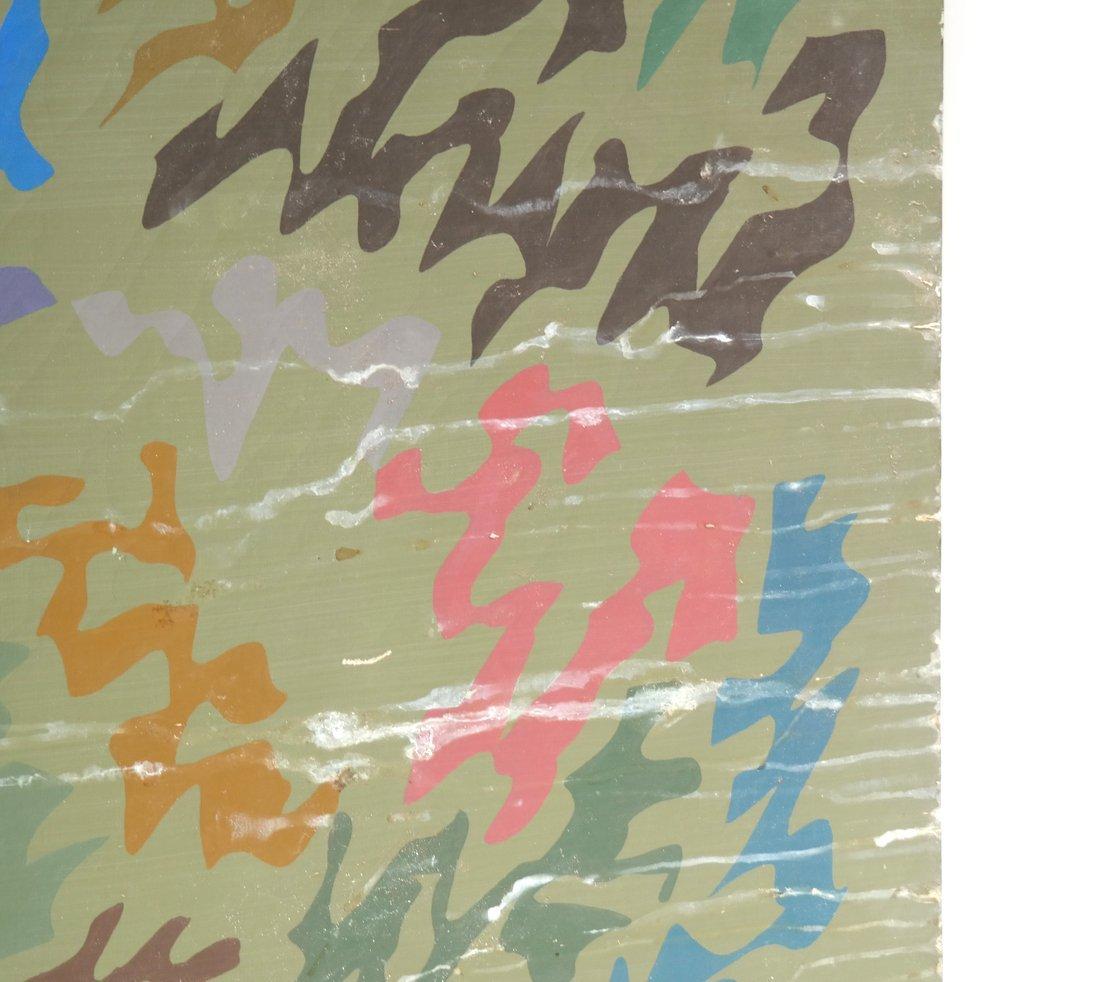 Charles Fuhrman, Abstract, O/C - 3