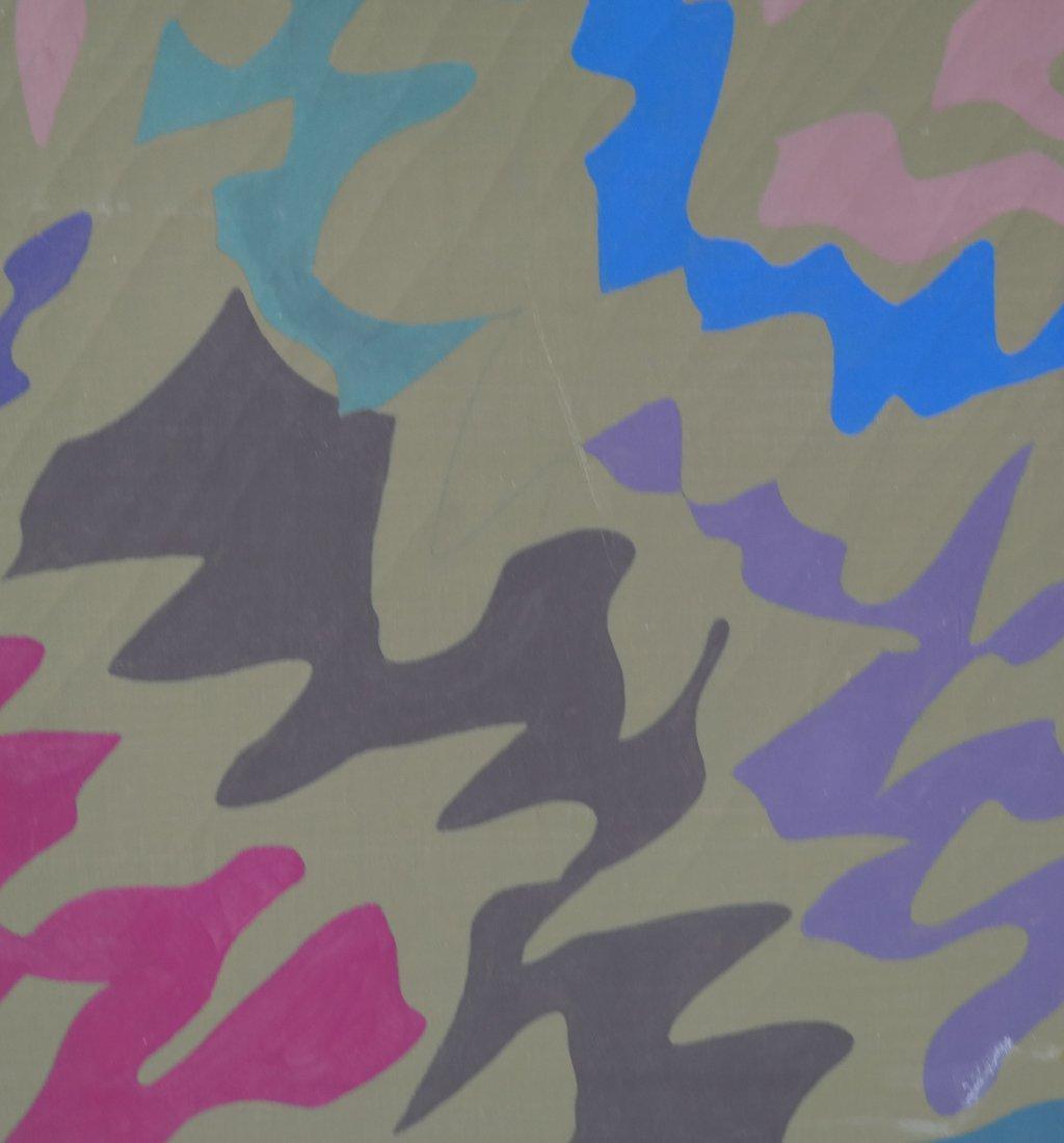 Charles Fuhrman, Abstract, O/C - 5