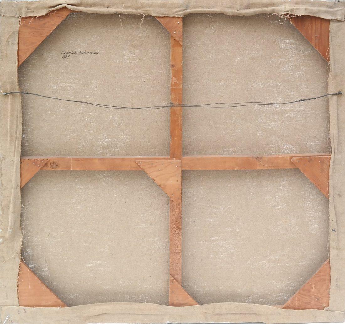 Charles Fuhrman, Abstract, O/C - 6