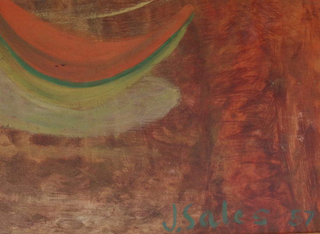 J. Sales, Still Life - 3