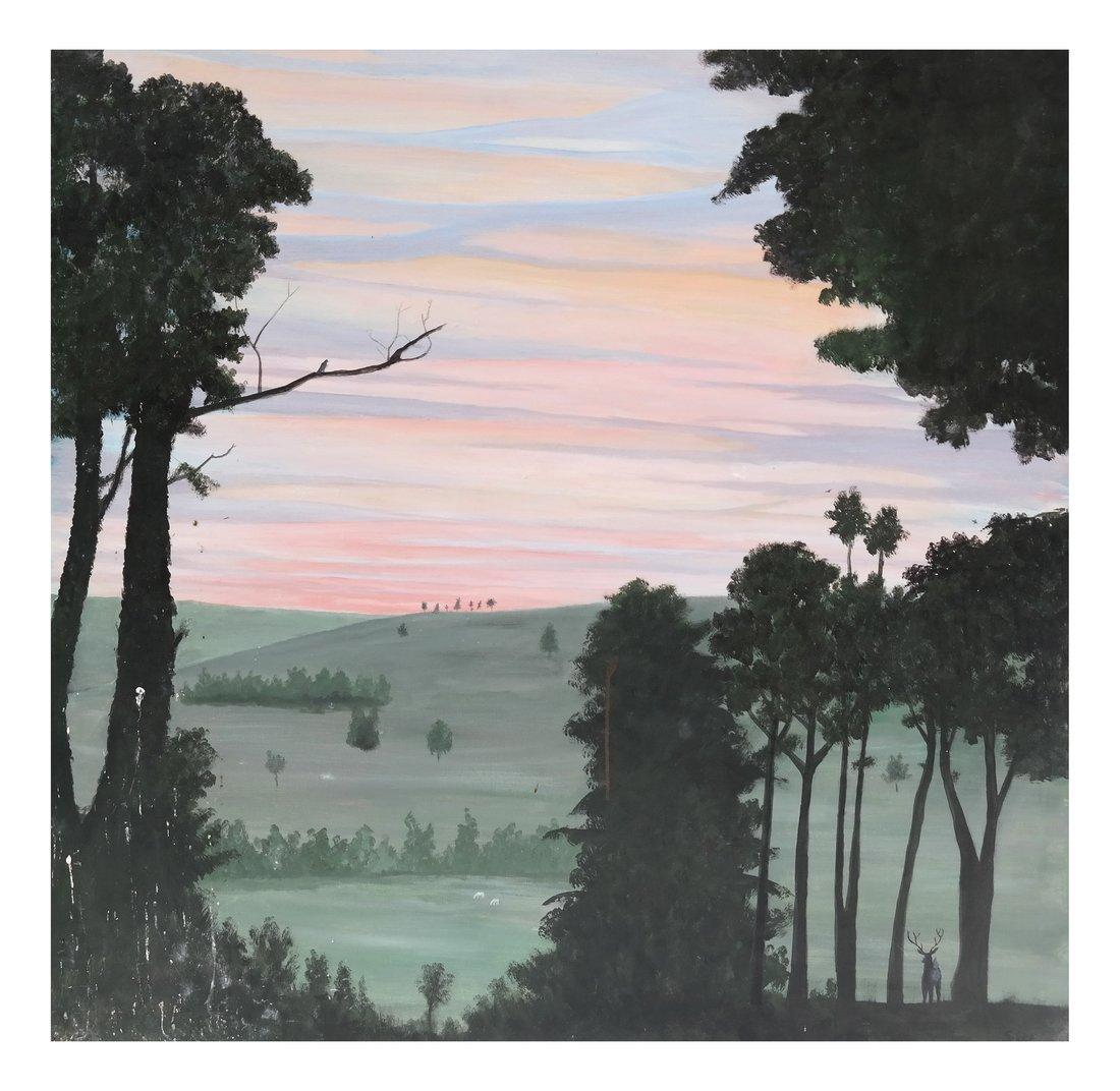 Harold Sohlberg, Sunset