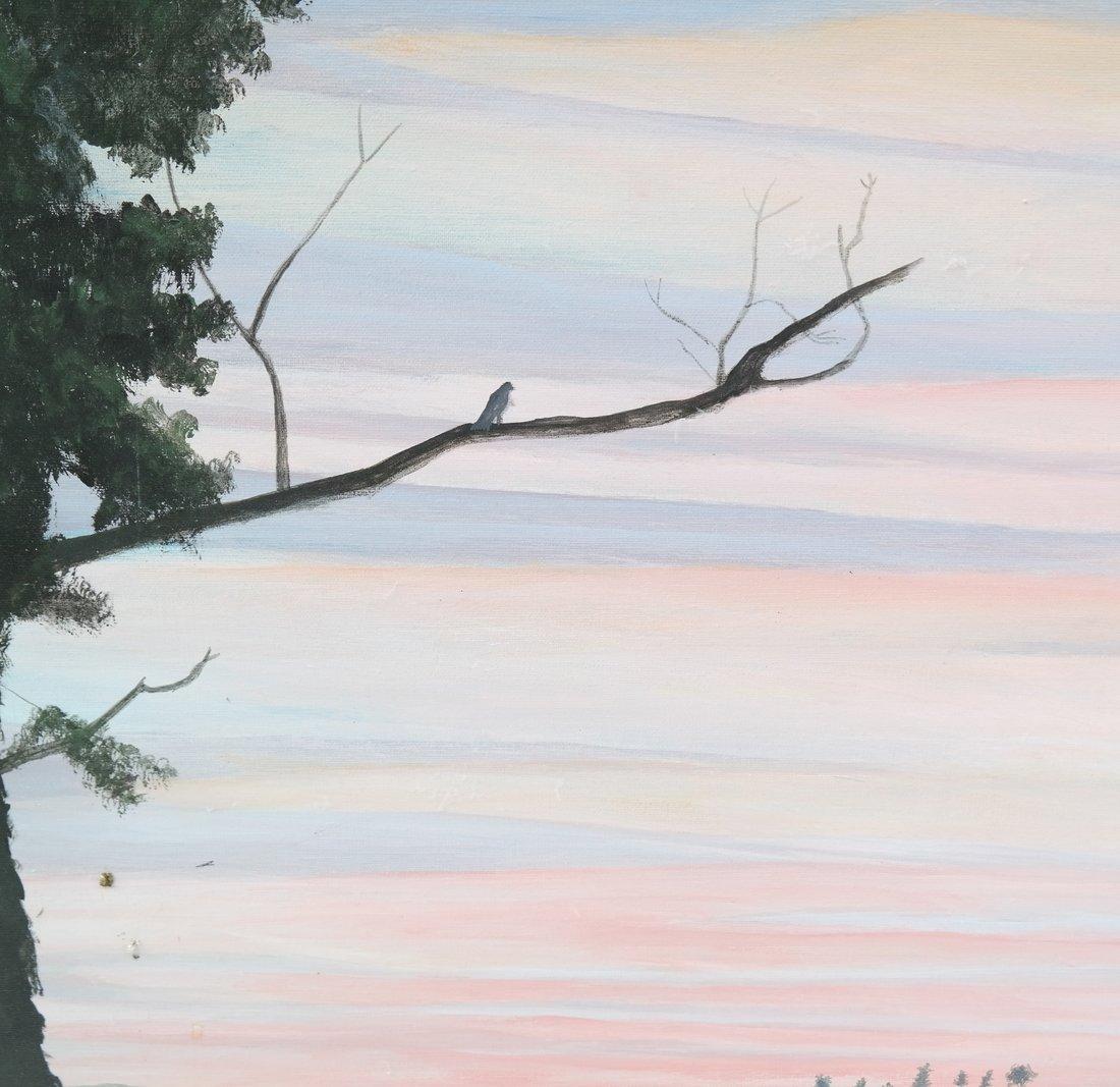 Harold Sohlberg, Sunset - 4