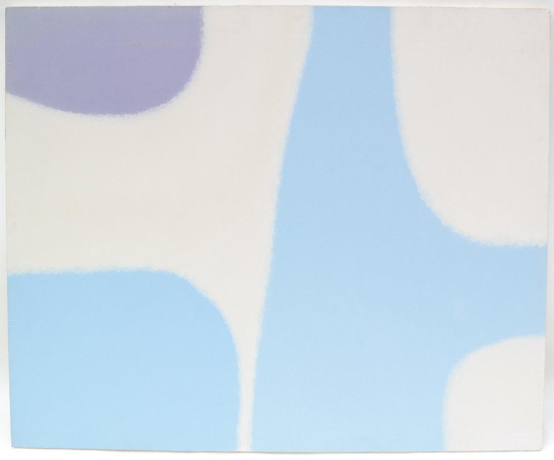 Amy Adams, Sky, Oil on Canvas - 2