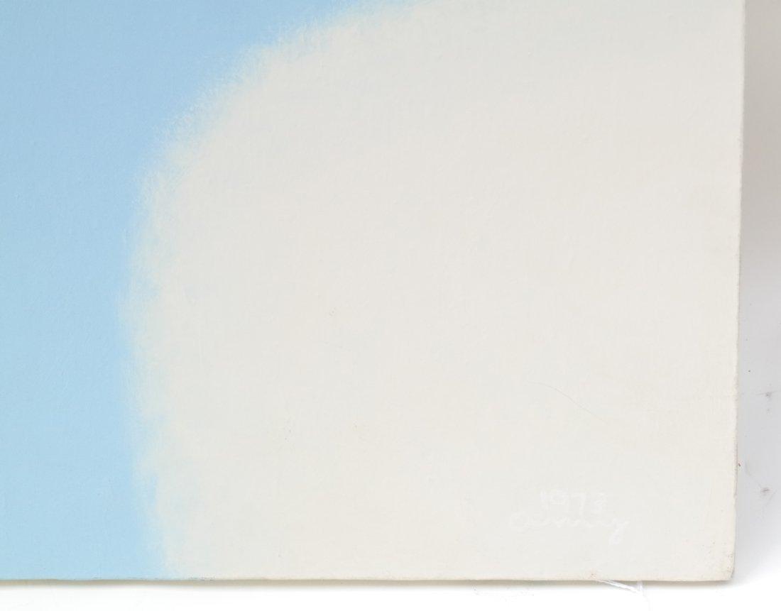 Amy Adams, Sky, Oil on Canvas - 4