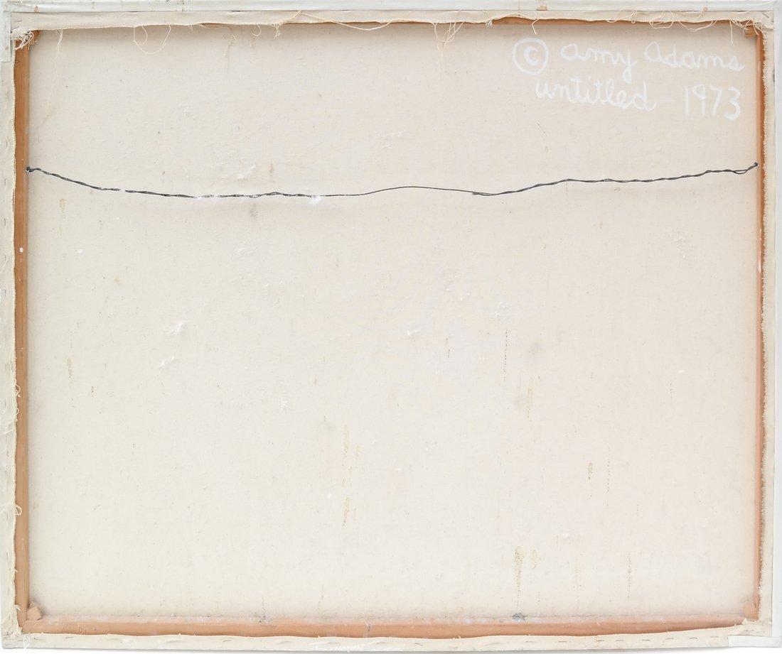 Amy Adams, Sky, Oil on Canvas - 7