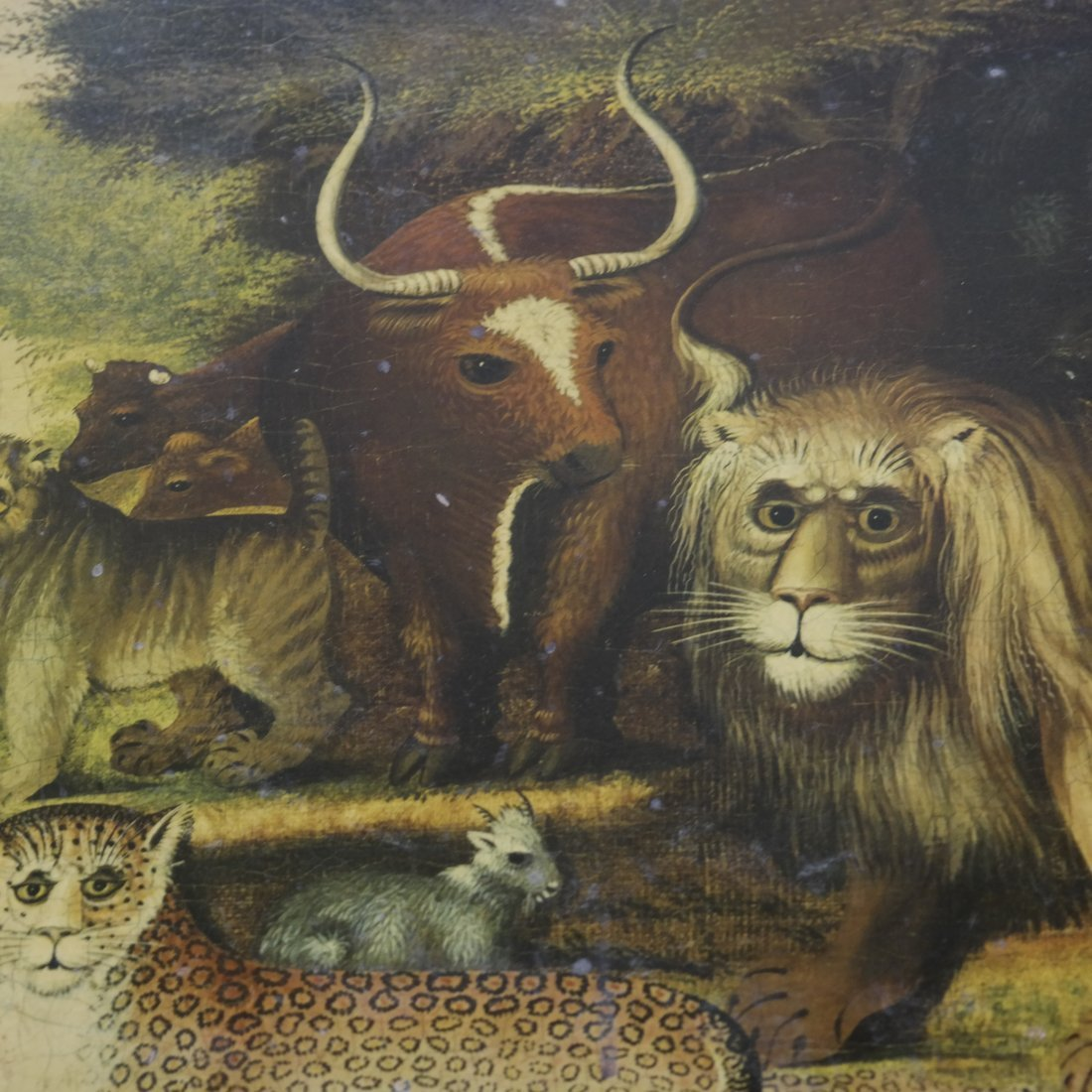 After Hicks, Peaceable Kingdom, Print - 3