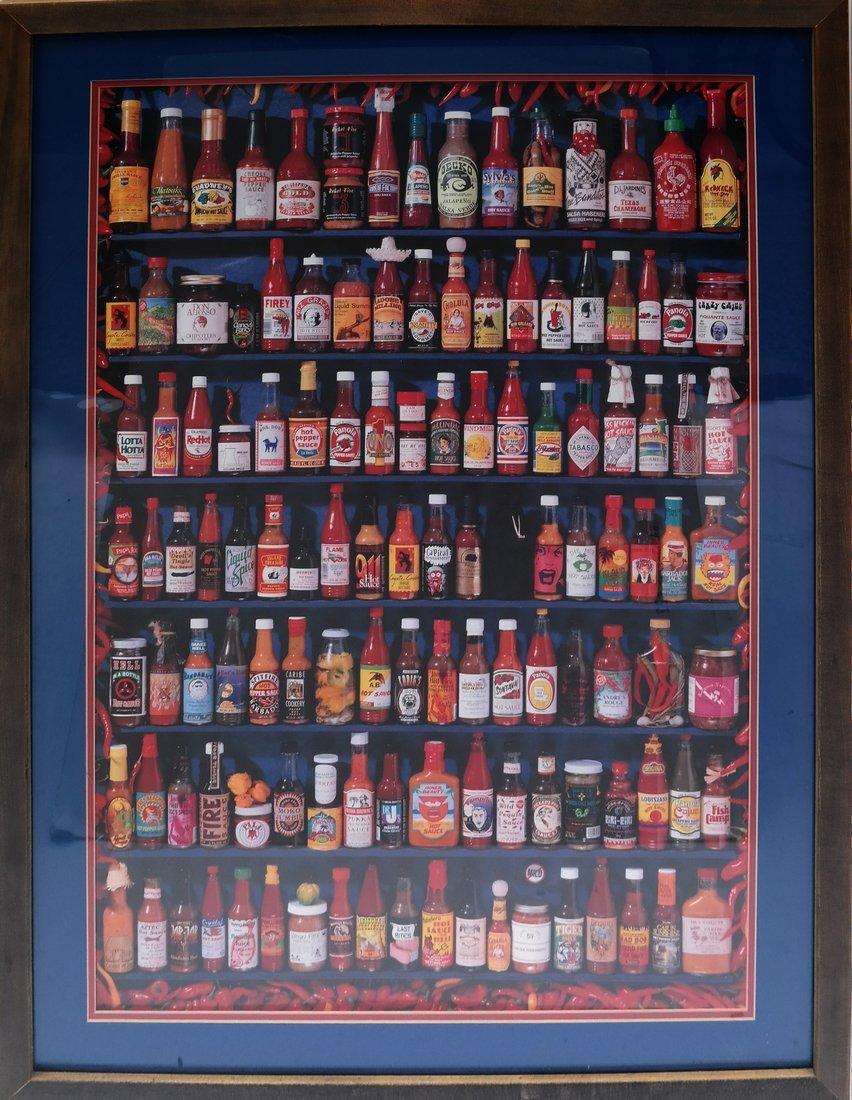 Serial Art Poster: Bottles - 2