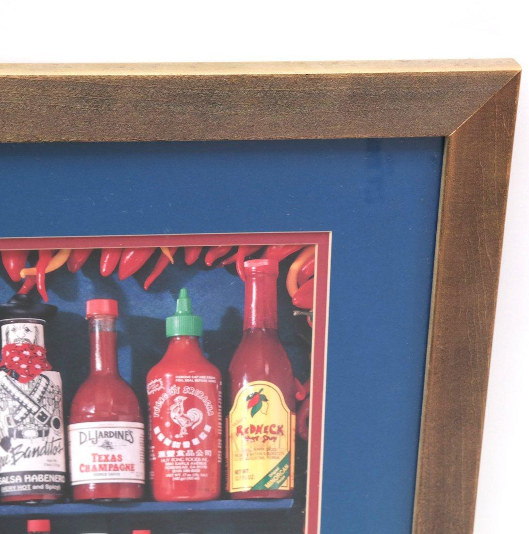 Serial Art Poster: Bottles - 4