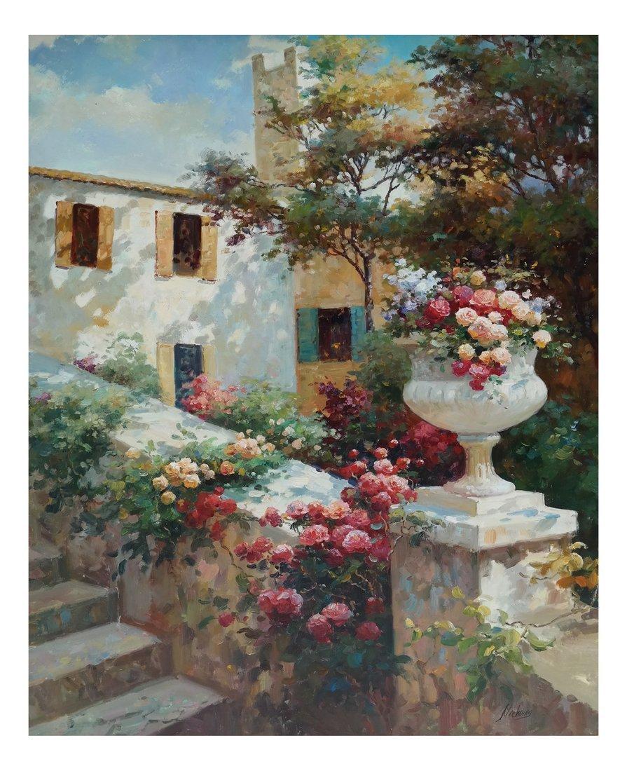 Nochoias, A Garden, O/C