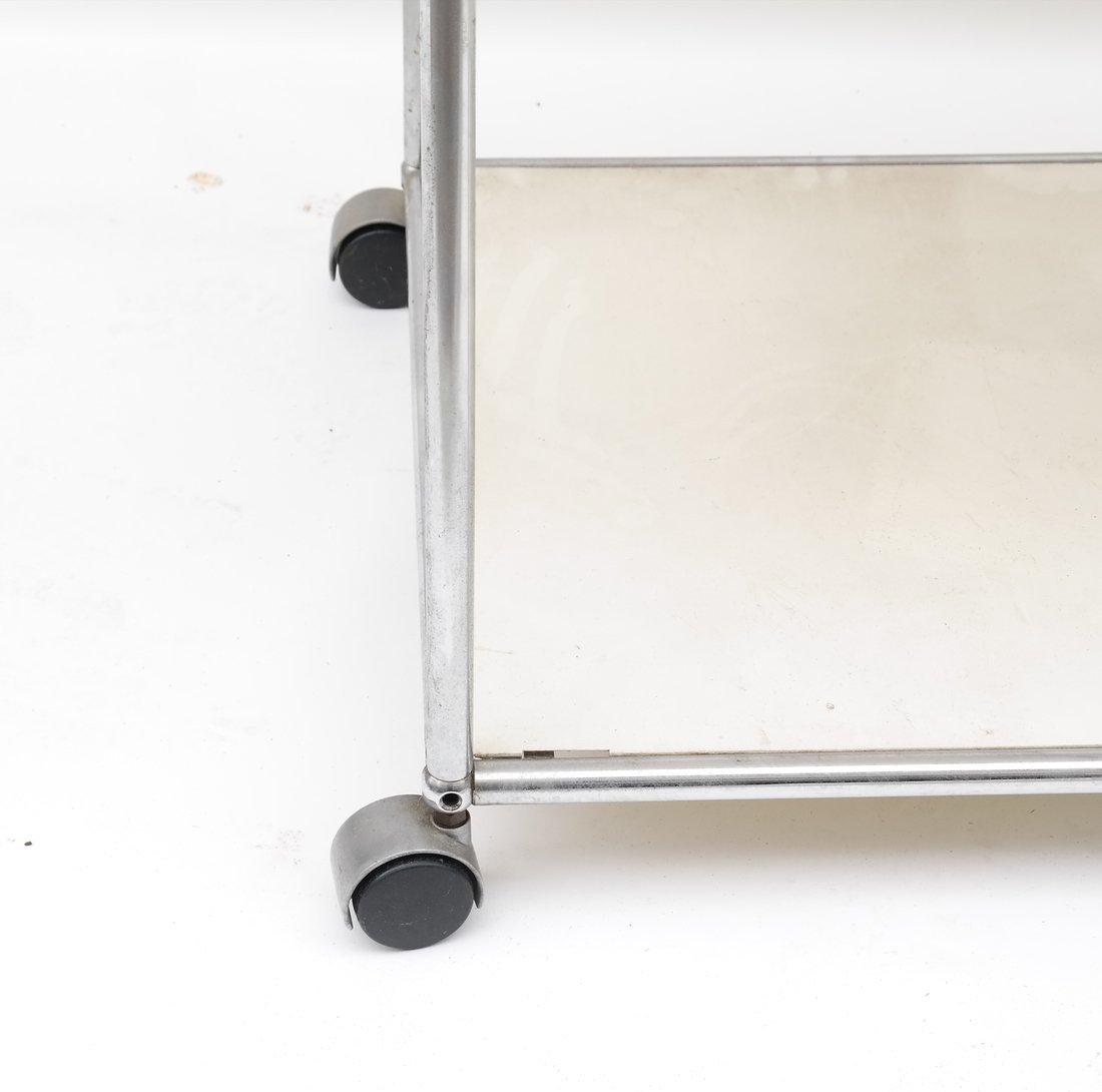 Modern Two Drawer Cart - 3