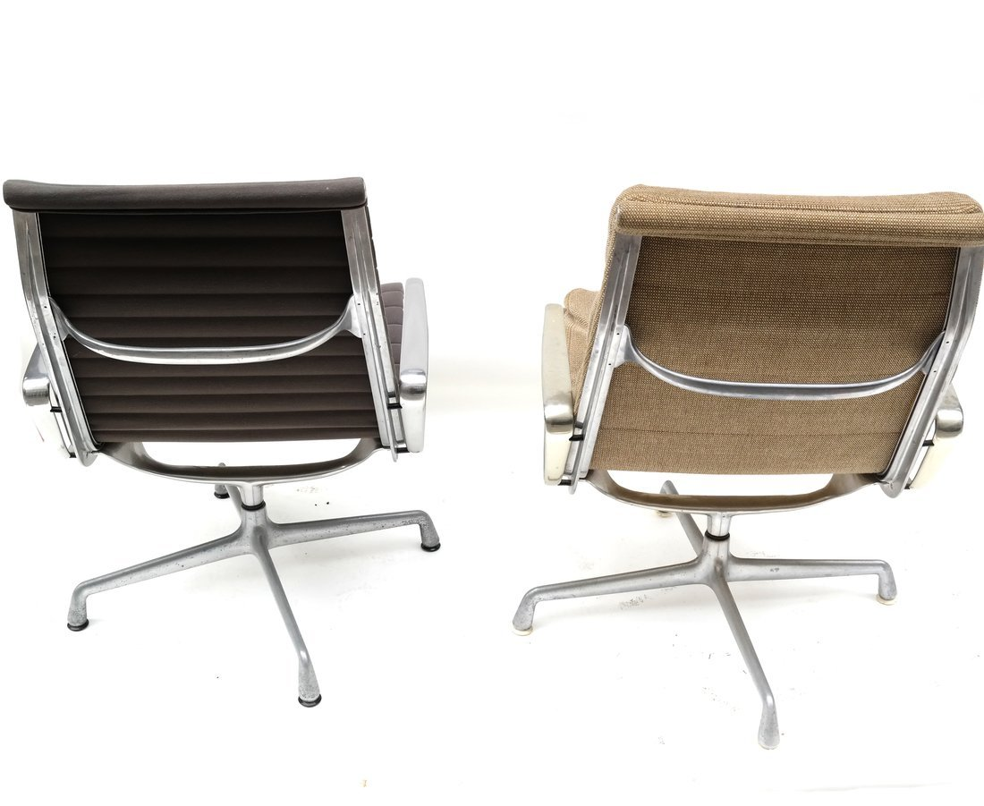 Two Herman Miller Swivel Chairs - 6