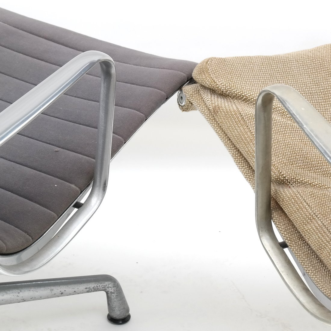 Two Herman Miller Swivel Chairs - 7