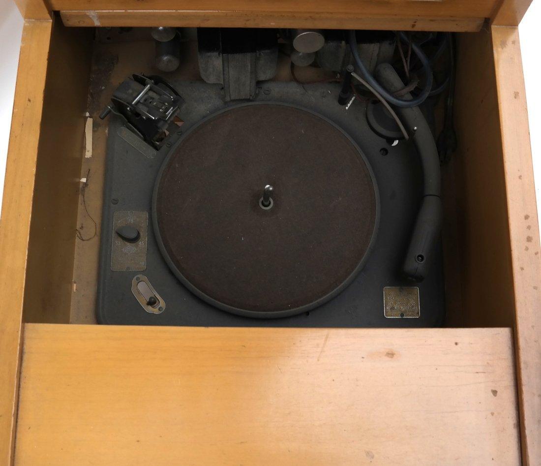 Vintage Radio Table - 4
