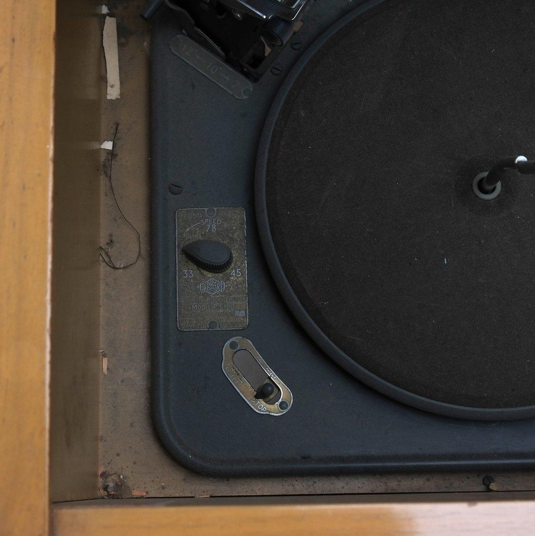 Vintage Radio Table - 5