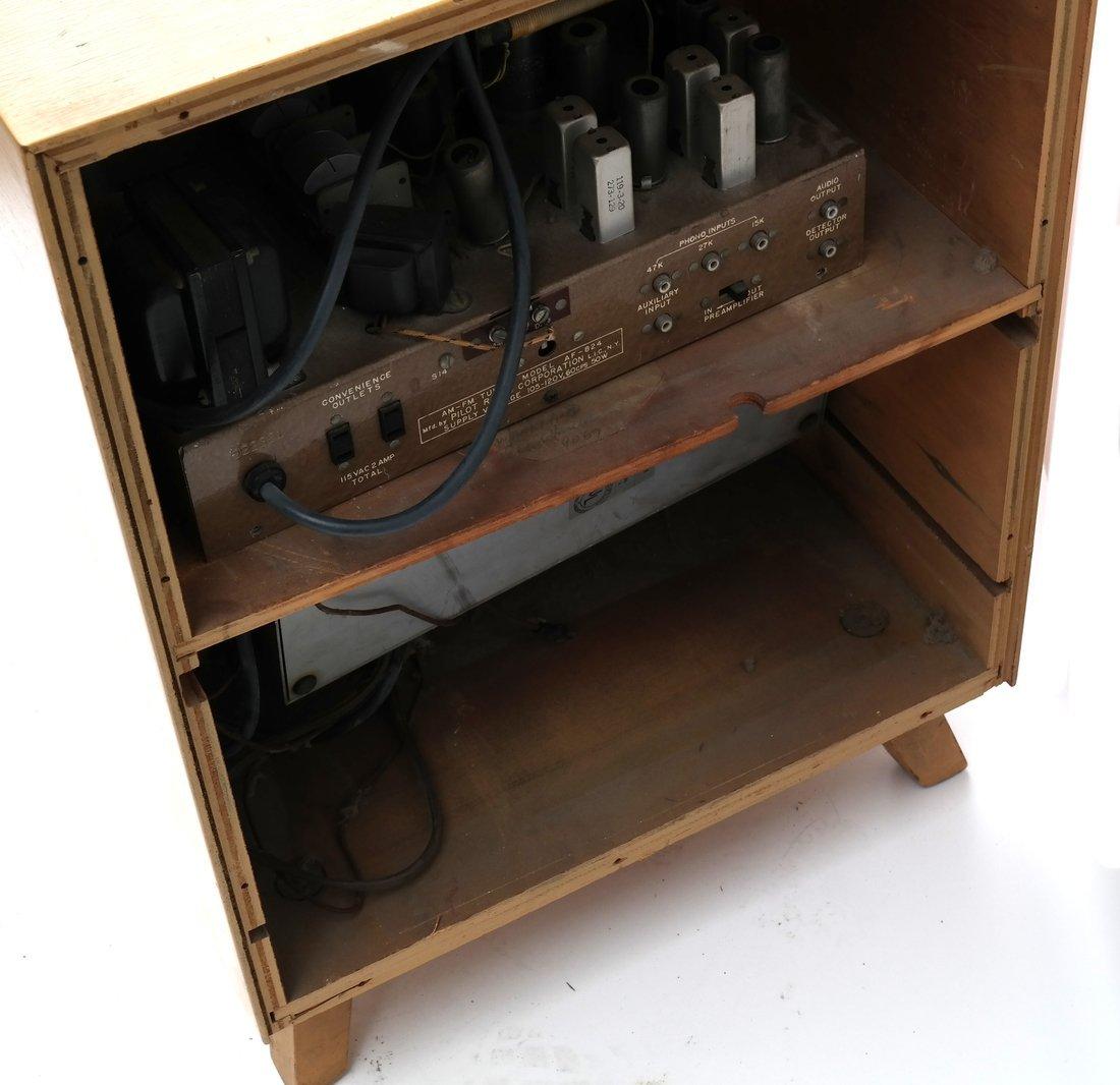 Vintage Radio Table - 6