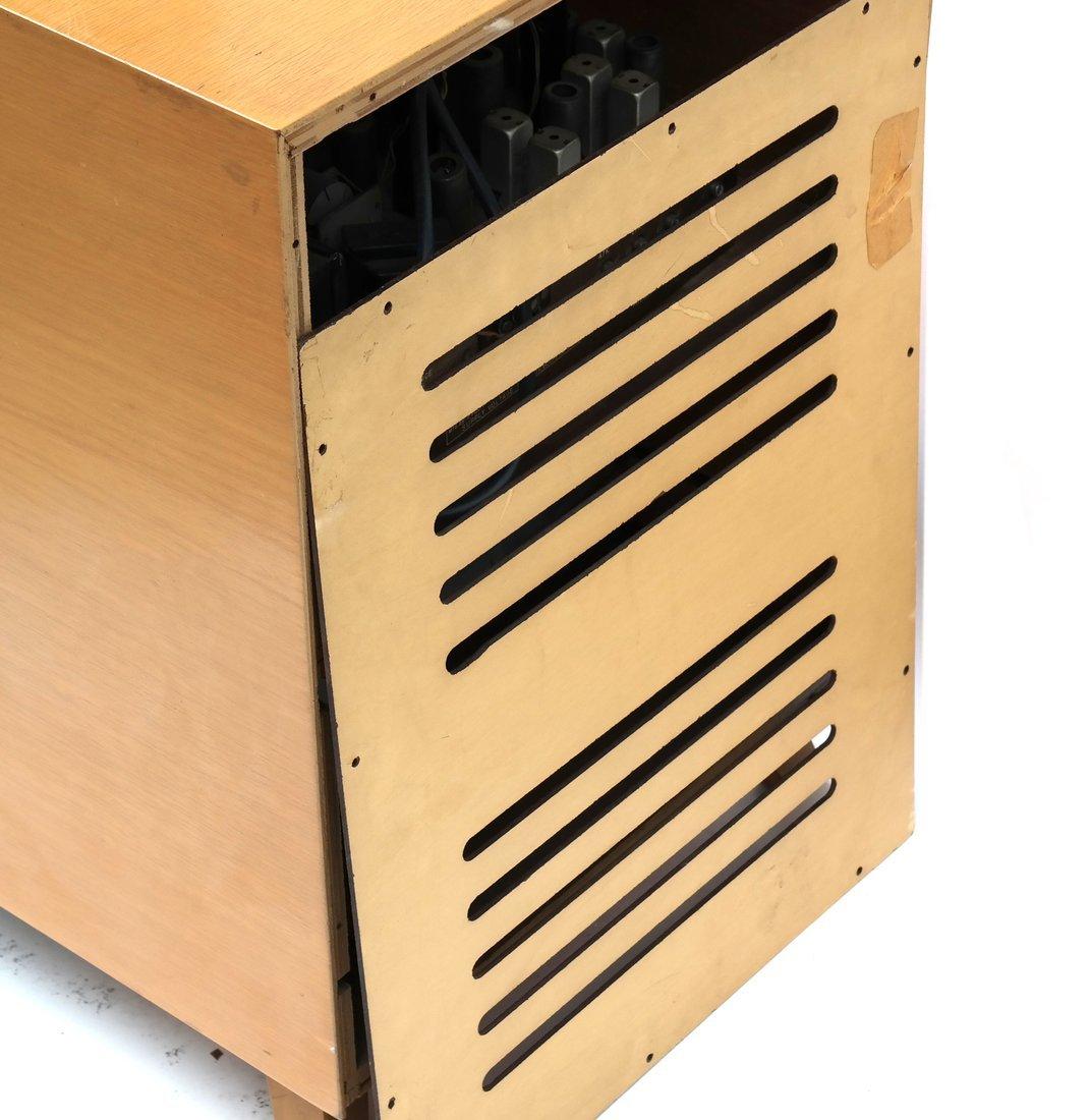 Vintage Radio Table - 9