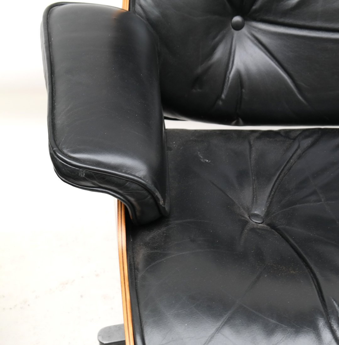 Herman Miller Eames Chair & Ottoman - 6