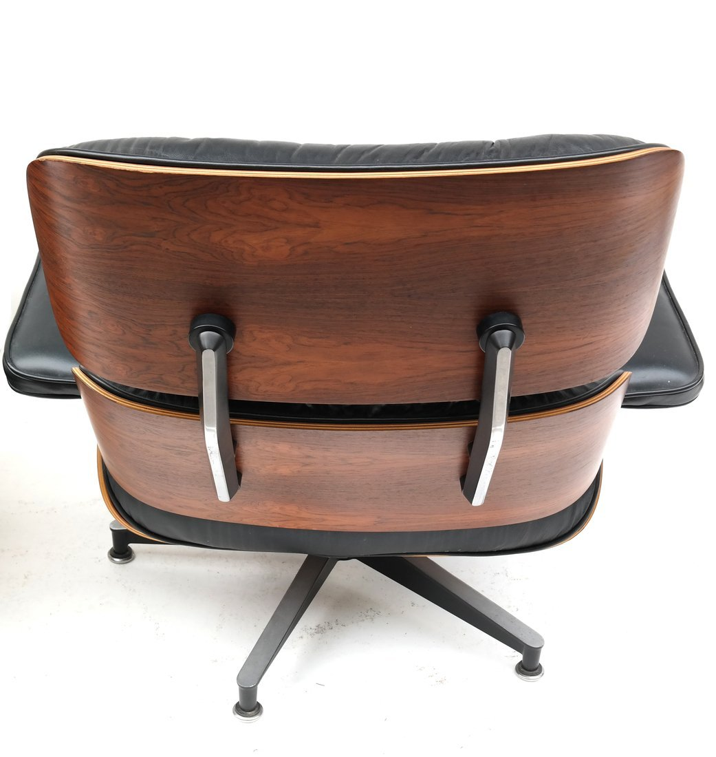 Herman Miller Eames Chair & Ottoman - 7