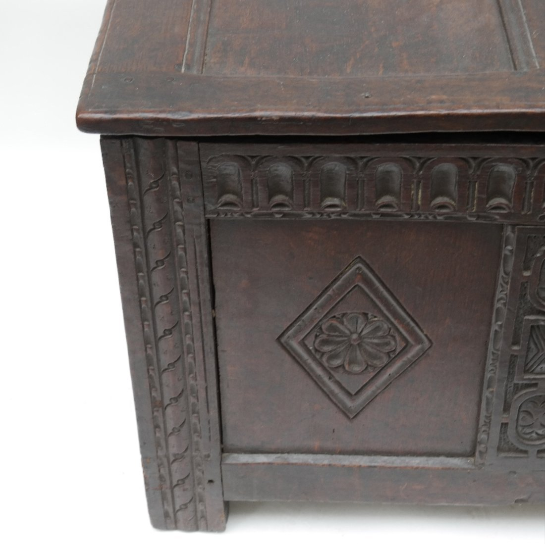 19th Century English Cassone - 4