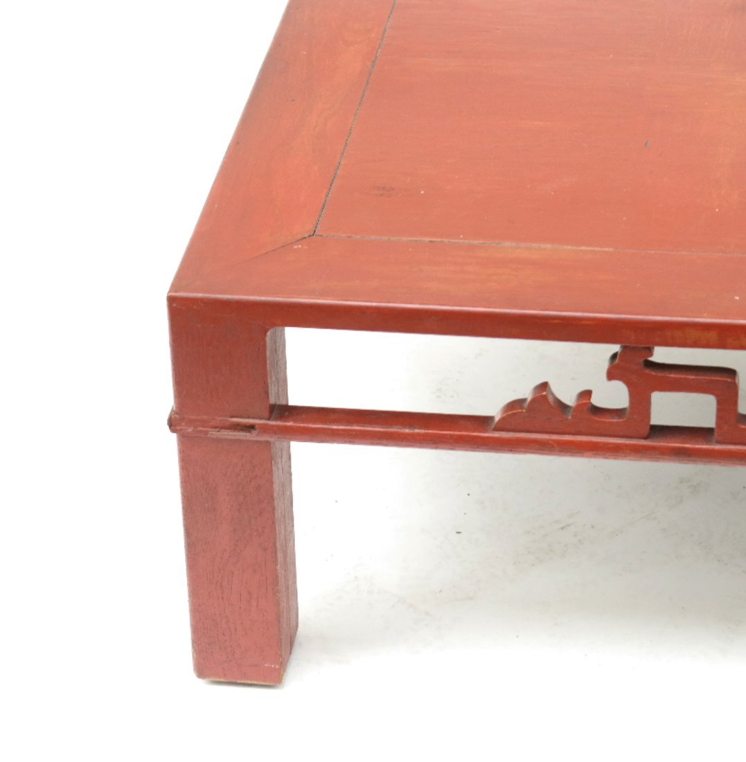 Asian-Style Table By Baker - 4