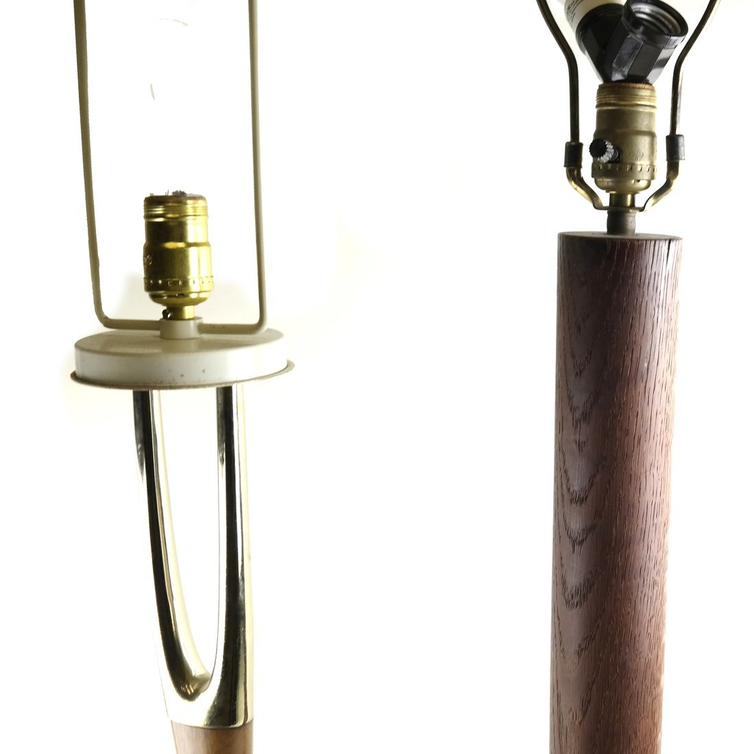 Two Mid-Century Modern Lamps - 3