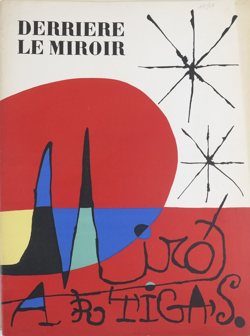 21 Copies of Derriere Le Miroir - 5