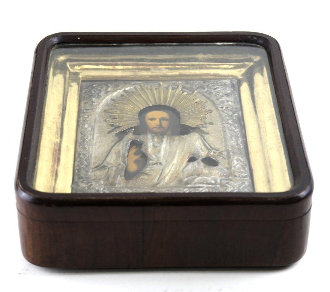 Russian Icon in Box - 4