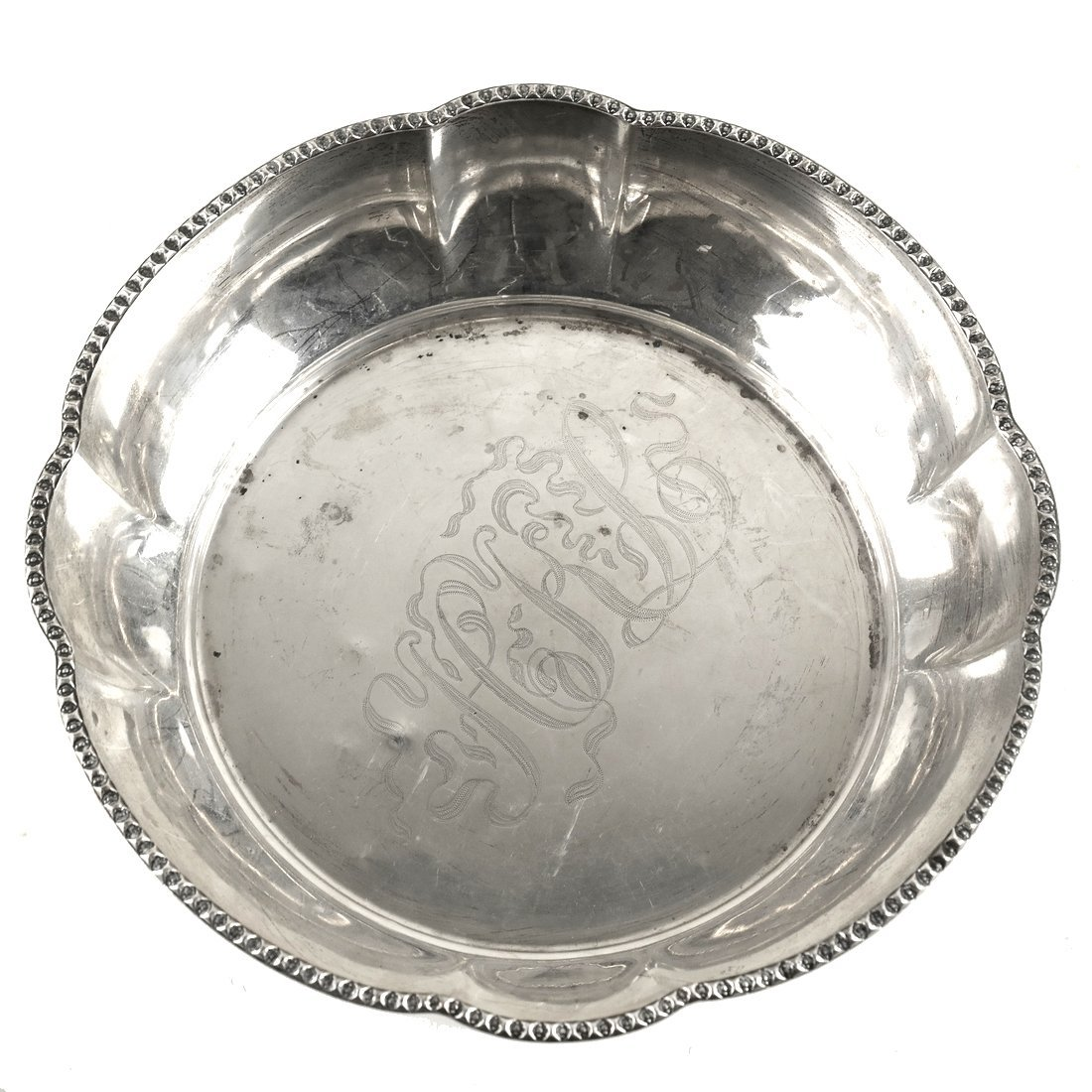 Gorham Silver Bowl