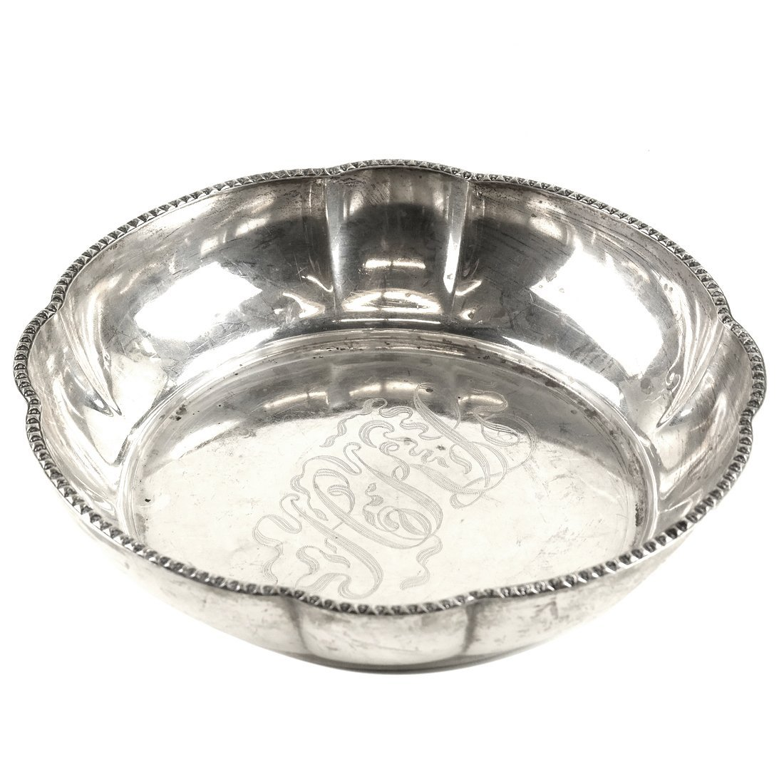 Gorham Silver Bowl - 2