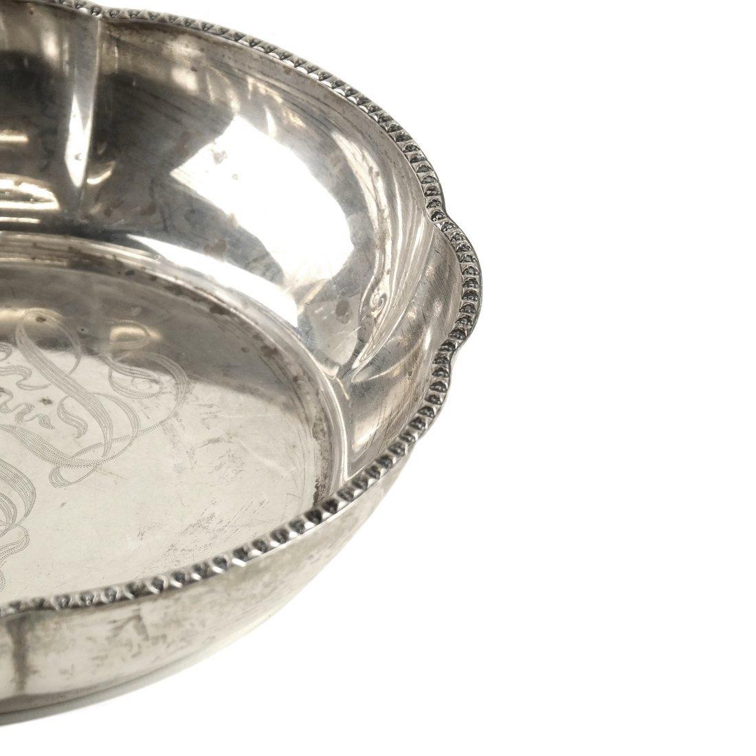 Gorham Silver Bowl - 3