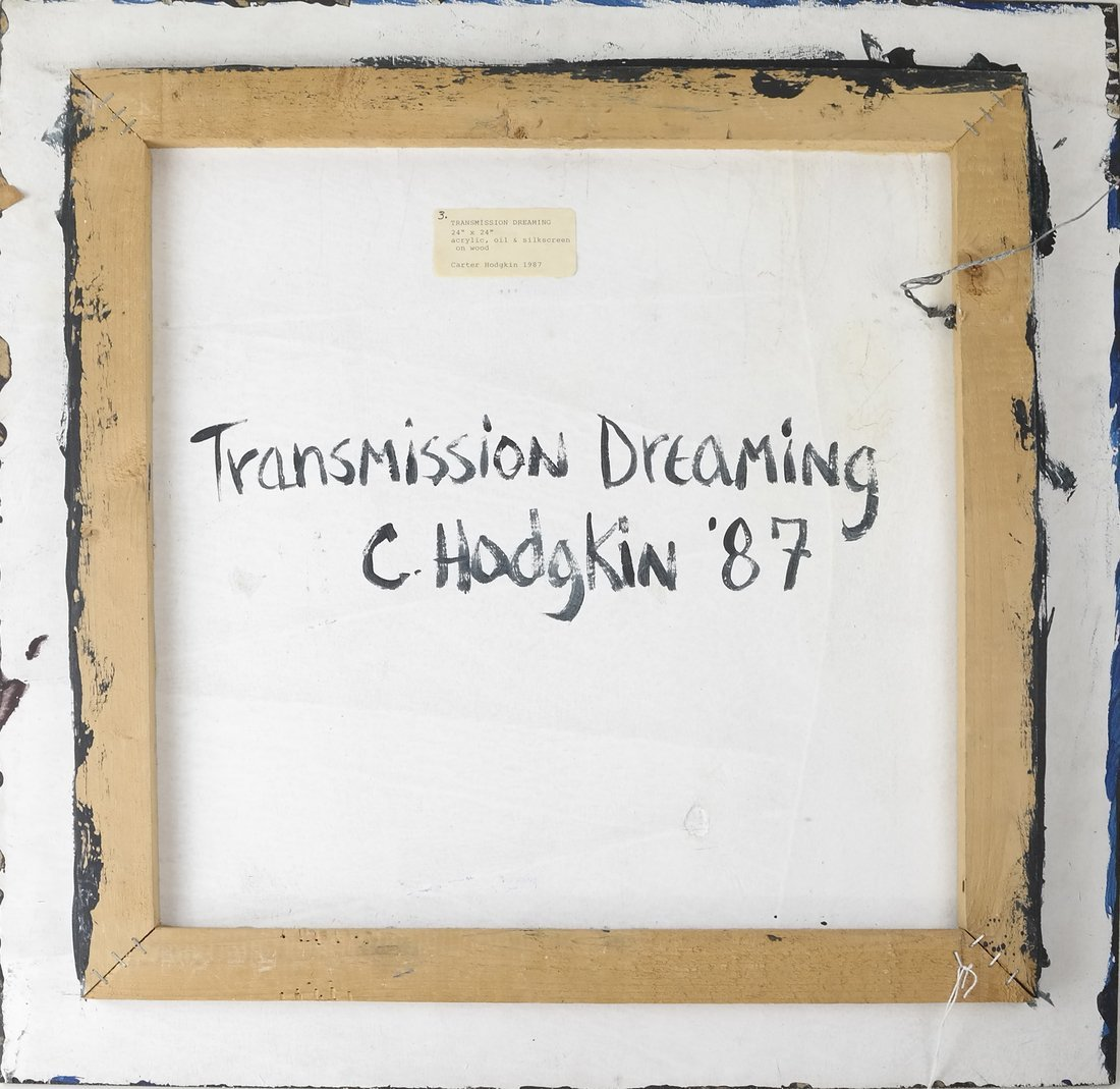 Carter Hodgkin, Transmission Dreaming - 5