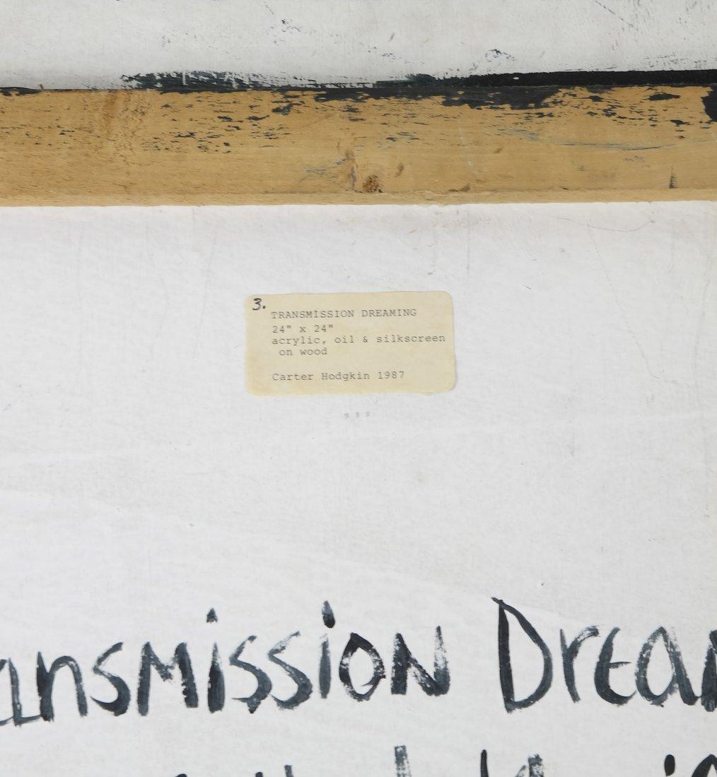 Carter Hodgkin, Transmission Dreaming - 6