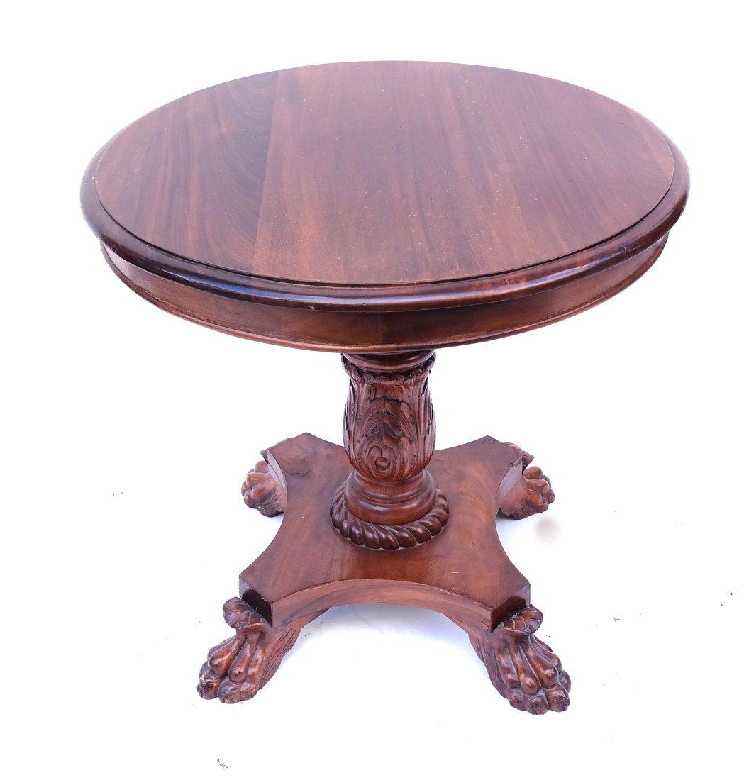 Circular Center Table