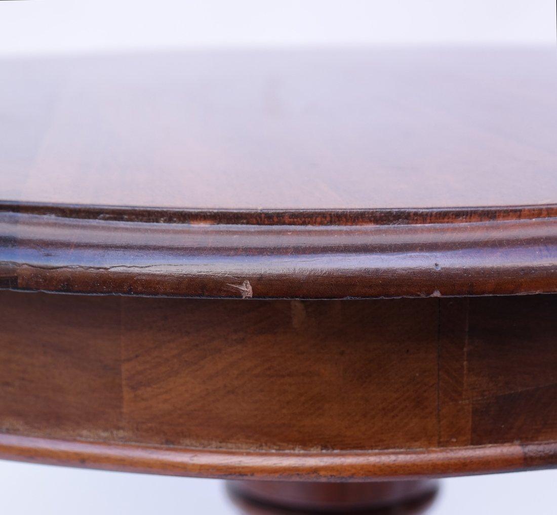 Circular Center Table - 6